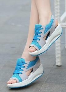 New-Fashion-Womens-sport-sandals-open-toe-hollow-summer-fashion-Sneakers-lace-up