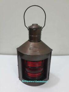 Starboard-Ship-Oil-lantern-Lamp-Nautical-Maritime-Boat-Light