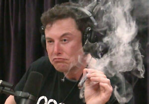 Elon Musk Smoking Glossy Poster Picture Photo Print Inventor Tesla Spacex Edm Ebay