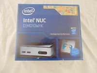 Intel D34010wyk Boxd34010wyk1 4th Gen I3-4010u Nuc Kit Sealed A1 M