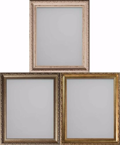Frame Company Brompton Gamme Shabby Chic Doré ou Bronze Image Cadres Photo