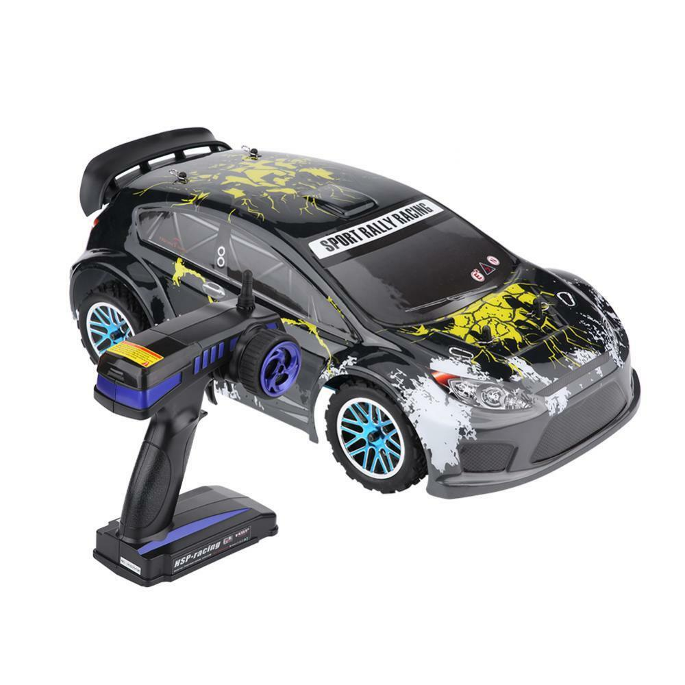 RC Car 4WD Nitro Gas Power 18CXP Engine 1 10 Scale Road Drift Racing HSP 94177