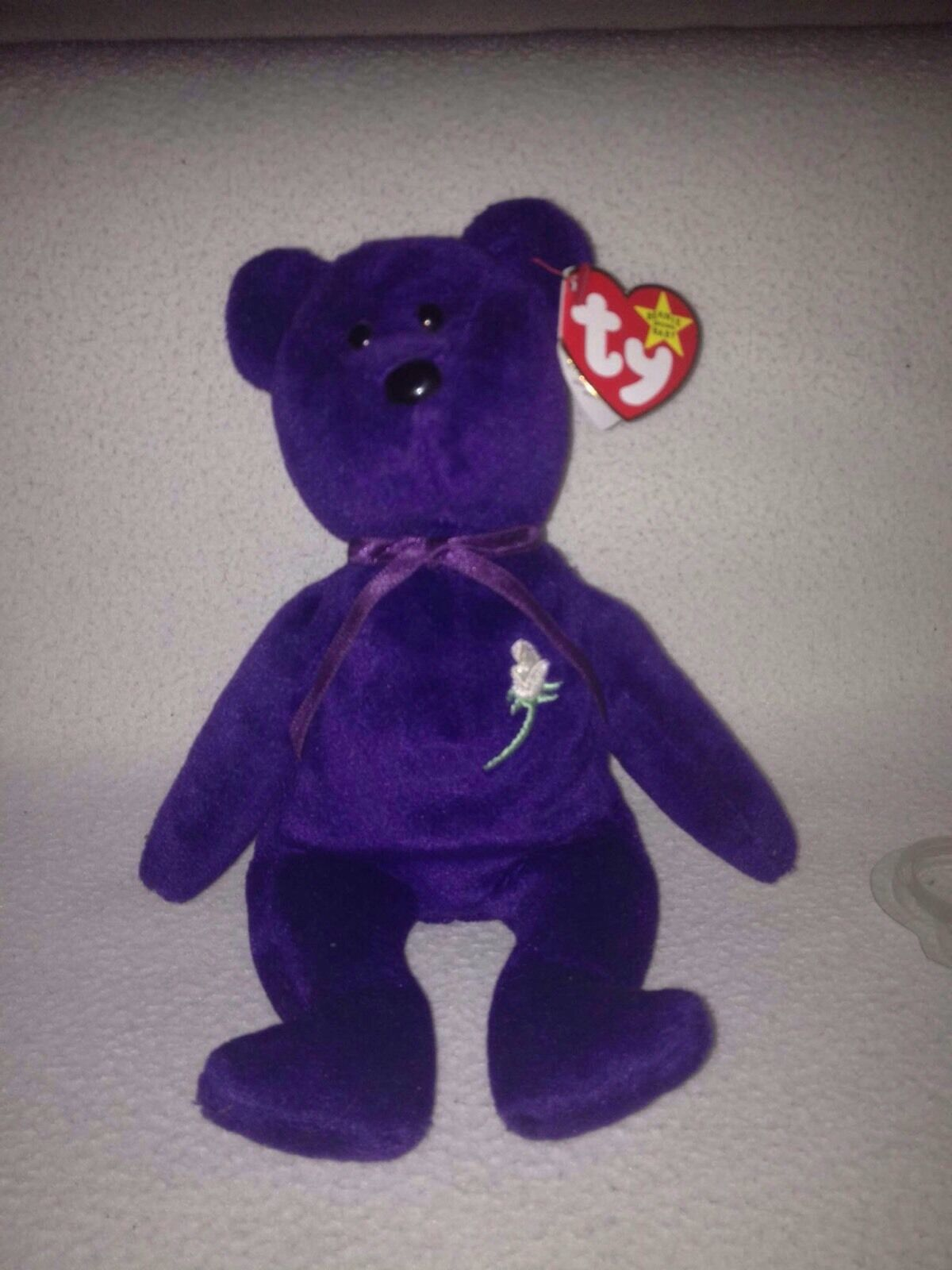 RARE 1st Edition Princess Diana Beanie Baby (The Real Deal) Super Rare.