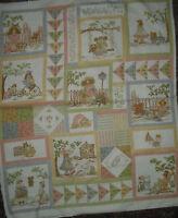 Northcott Gentler Times Flannel Panel & Coordinate Quilt Fabric - 1 7/8 Yds