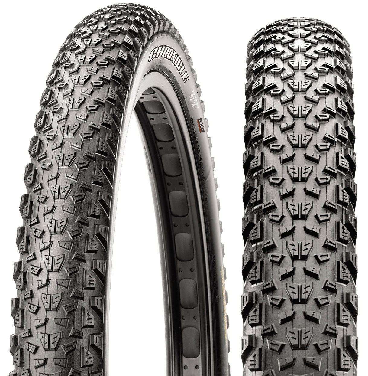MAXXIS Chronicle 27.5x3.00 120TPI Foldable Dual   910g