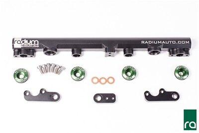Radium Engineering for Nissan KA24DE Top Feed Fuel Rail Conversion Kit rad20-0