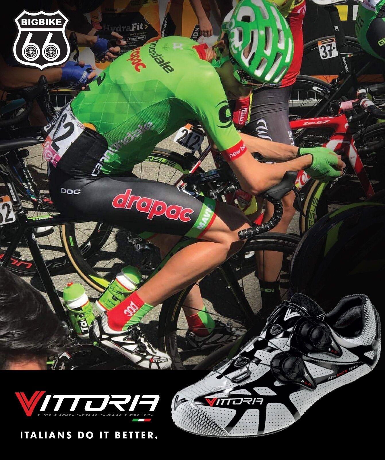 Vittoria Ikon Cycling scarpe bianca  Dimensione  38