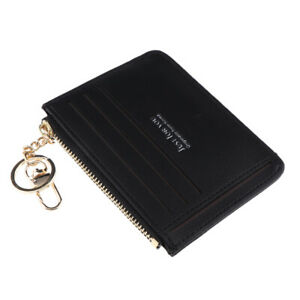 Men-Women-Short-Leather-ID-Credit-Card-Holder-Casual-Mini-Wallet-Coin-Purses