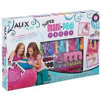 Alex Toys Spa Super Mani Pedi Party Kids Children Girls Girl