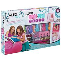 Alex Toys Spa Super Mani Pedi Party Kids Children Girls Girl