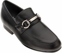 Venettini Boys 55-ace14 Black Leather Loafer