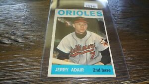 1964-TOPPS-22-JERRY-ADAIR-BASEBALL-CARD