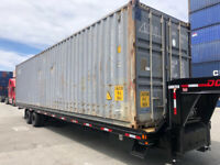 USED 40' Shipping Container / Storage Unit / Sea can for sale Delta/Surrey/Langley Greater Vancouver Area Preview