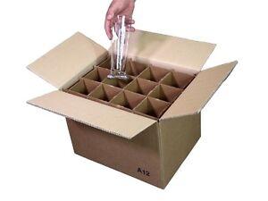 10-Scatole-12-Bicchieri-Alti-max-cm-29x9x9-Cartone-2-onde-Trasloco