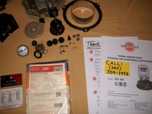 I - L Kerosun OMNI 85 Kerosene Heater Wick  with Pins...FRESH /& FAST SHIP!!