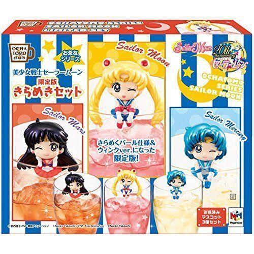 Ochamoto Series Sailormoon Limited Edition (Wink Version) BRAND NEW SEALED