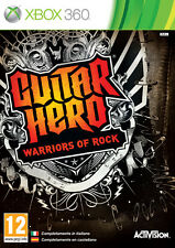 Guitar Hero 6 Warriors Of Rock XBOX 360 IT IMPORT ACTIVISION BLIZZARD