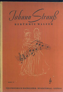 Johann-Strauss-BERUHMTE-WALZER-Band-2