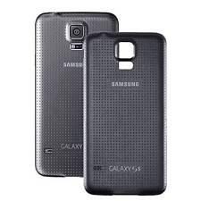 Black Original Battery Back Door Cover Samsung Galaxy S5 i9600 G900P G900T G900V