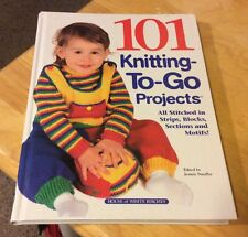 101 Knitting-To-Go Projects