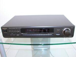 Technics-ST-GT550-Stereo-Tuner-mit-RDS-Empfang-inkl-Zub-12-Monate-Garantie