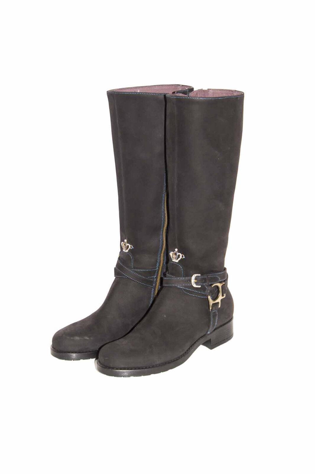 Elisa Cavaletti botas negro talla 37,38,40  otoño invierno 2018 2019
