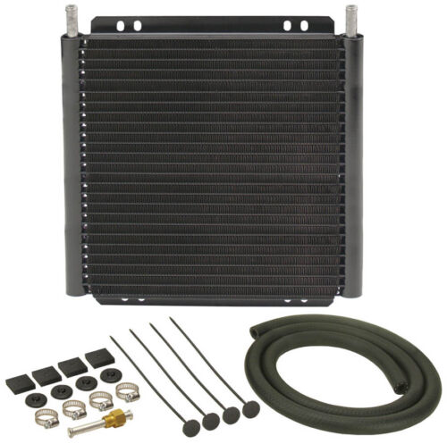 DERALE 11 x 12 x 7//8 in Automatic Transmission Fluid Cooler Kit P//N 13504