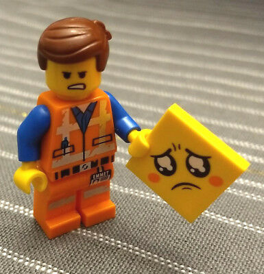 New Emmet Minifig Lego Movie 2 2019 Release In Stock Minifigure Figure Toy Ebay