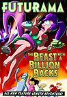 Futurama The Beast With a Billion Backs 2008 Region 1 DVD WS