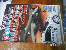 1µ?a Revue Tamiya Model Magazine n°46 B-25B Mitchell 206 WRC Mosquito 1100XX CBR