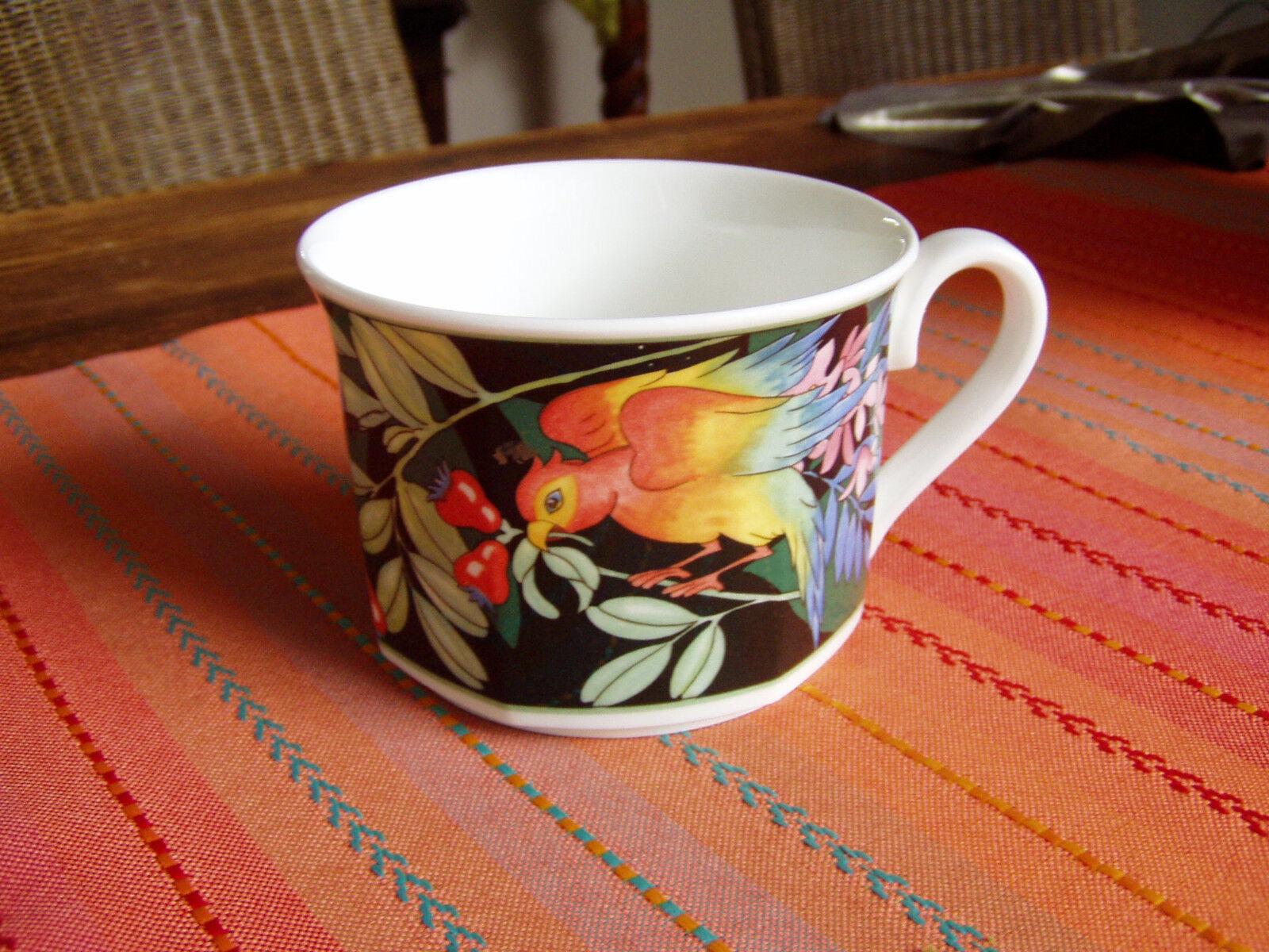 V&b Serengeti petit-déjeuner tasse Lait Café Sans Soucoupe VILLEROY & BOCH plus