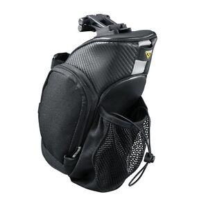 Topeak-TC2287B-MondoPack-Hydro-Bike-Bicycle-Saddle-Seat-Seatpost-Bag-Pannier