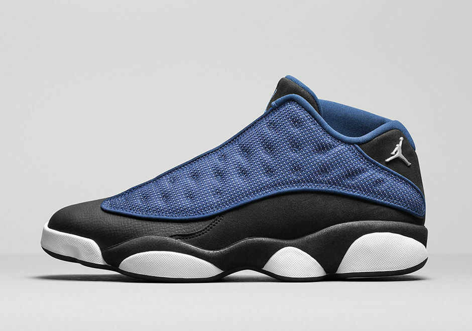 2018 Nike Air Jordan 13 XIII Retro Brave Blue Comfortable Seasonal price cuts, discount benefits
