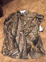 Women's Outfitters Ridge Camouflage Shirt-s(4-6)