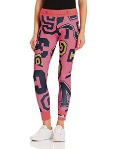 leggings adidas donna rosa