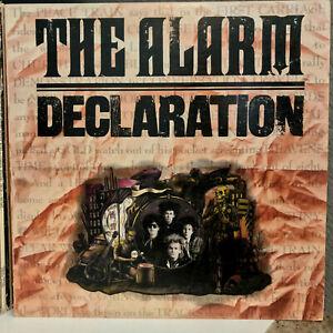 THE-ALARM-Declaration-12-034-Vinyl-Record-LP-EX