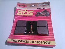 NOS SBS 556HS Sinter Bremsbeläge Vorne Suzuki GS KATANA RG GSX RG250 GSX750