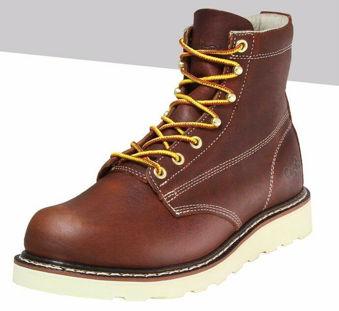 Cactus Work Boots 6070 Brown 6