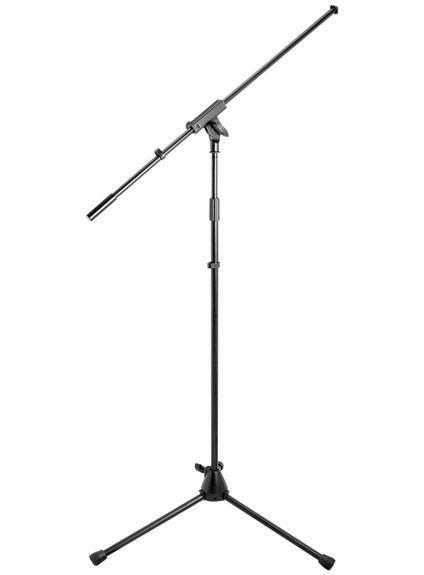 On-Stage MS9701B+ Heavy-Duty Euro Boom Microphone Stand