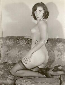 Mature nude vintage