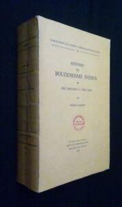 Histoire-du-bouddhisme-indien-tome-1-des-origines-a-l-039-ere-Saka