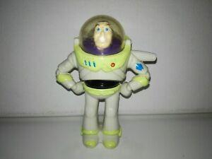 Buzz Lightyear Pixar Disney's Toy Story Figure McDonald's Toy ,1996,Happy Meal