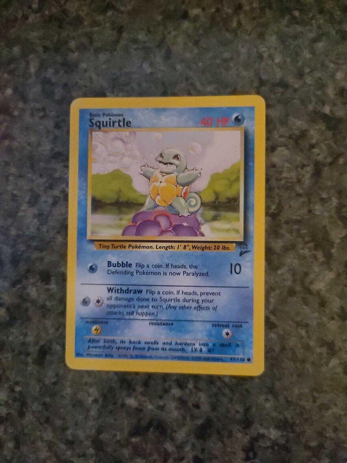 Pokemon Single Card Base Set 2 Potion 122//130 NM//M Condition