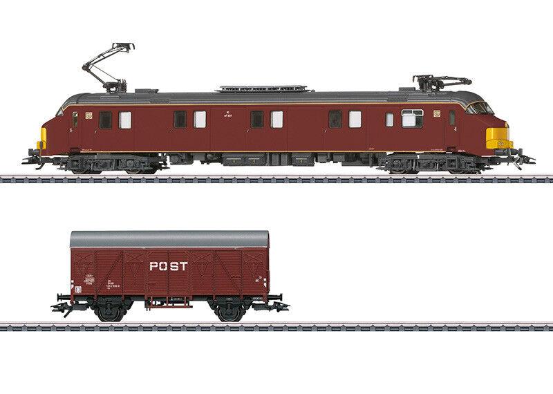 Märklin 26613, posta trainante carrello MP 3000, NS, DIGITAL + Sound, NUOVO E OVP, h0 AC