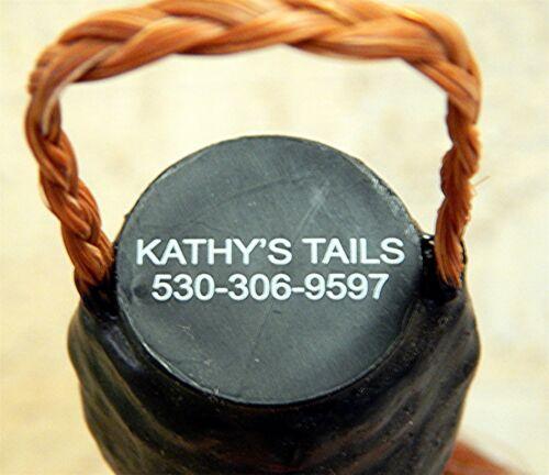 TAIL EXTENSION SORREL 1//2# New KATHY/'S TAIL FREE BAG USDF FEI APHA PtHA