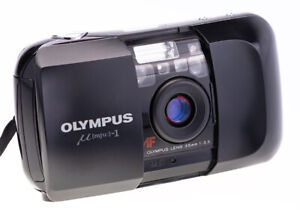 Olympus-Mju-i-35-mm-F-3-5-point-and-shot-CAMERA-TESTED-working-Top-682
