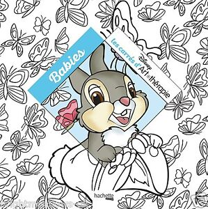 Image Is Loading Disney Babies Adult Colouring Book Cute Nemo Goofy