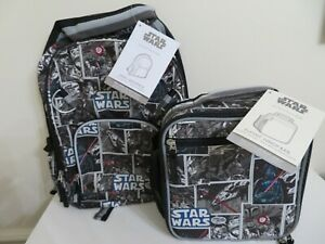 Pottery Barn Kids Star Wars Small Backpack Book Bag