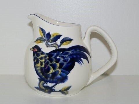 Porcelæn, Blå Fasan  Flødekande, Blå Fasan  Flødekande