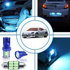 10x Aqua Ice Blue LED Interior Light Package Kit For Mitsubishi Eclipse 1998-02